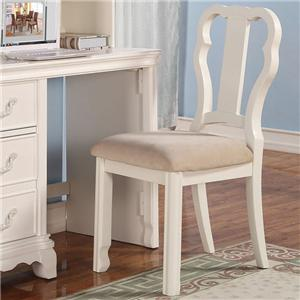 Acme Furniture Ira Office Side Chair