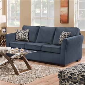 Acme Furniture Jayda  Sofa W/Queen Sleeper