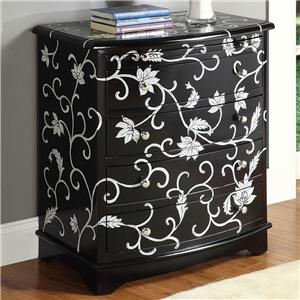Acme Furniture Judson Black Bombay Chest