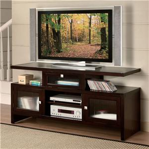 Acme Furniture Jupiter Folding TV Stand