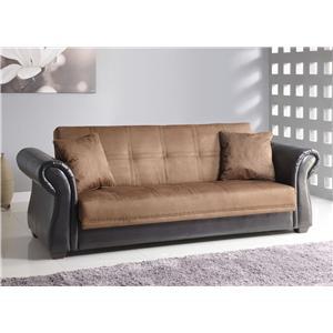 Acme Furniture Kela Adjustable Sofa W/2Pillows