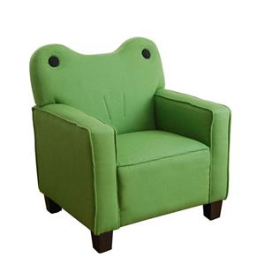 Acme Furniture Kermit Green Frog Youth Chair