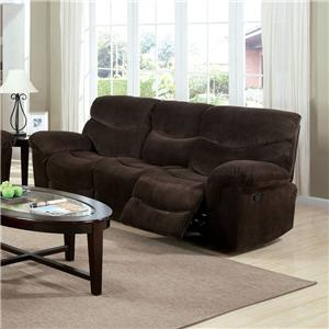 Acme Furniture Loakim Sofa W/Motion