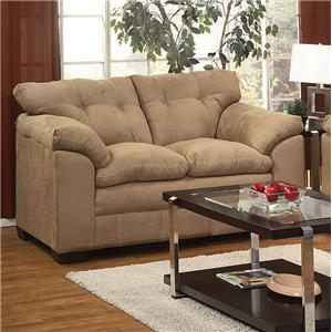 Acme Furniture Lucille Loveseat