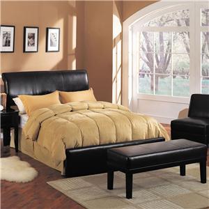 Acme Furniture Montego Espresso Queen Hb/Fb