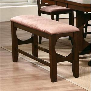 Acme Furniture Naldo Counter Height Bench