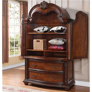Acme Furniture Nathaneal TV Armoire