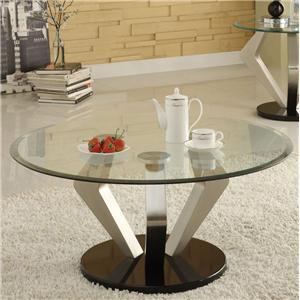 Acme Furniture Niki Contemporary Coffee Table