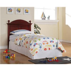 Acme Furniture Opa Cherry Twin Headboard