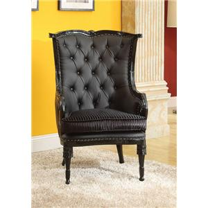Acme Furniture Pawnee Upholstered Accent Chair