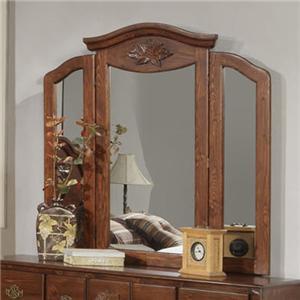 Acme Furniture Ponderosa Mirror
