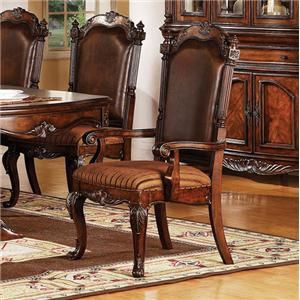 Acme Furniture Remington Dining Arm Chair