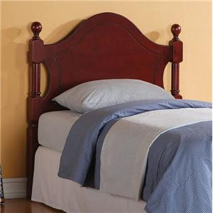 Acme Furniture Teca Cherry Twin Headboard