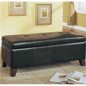 Acme Furniture Teton Storage Bench