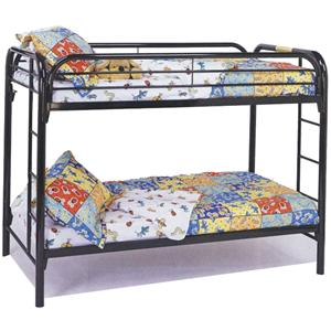 Acme Furniture Youth Bunk Beds Twin/Twin Bunk Bed