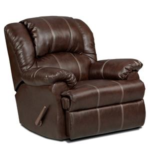 Affordable Furniture 1000 Chaise Rocker Recliner