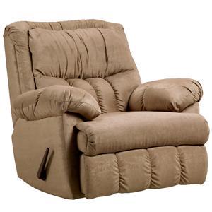Affordable Furniture Sensations Casual Rocker Recliner