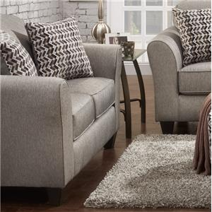Affordable Furniture 5000 Loveseat
