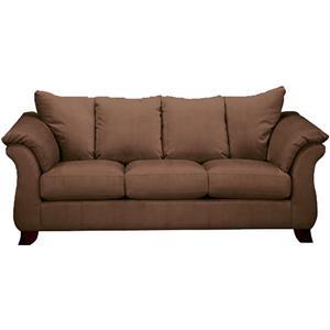 Affordable Furniture Aruba Chocolate Aruba Sofa