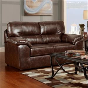 Affordable Furniture Cheyenne Loveseat