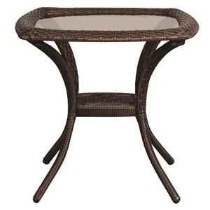 Morris Home Furnishings St. Lucia St. Lucia Outdoor End Table