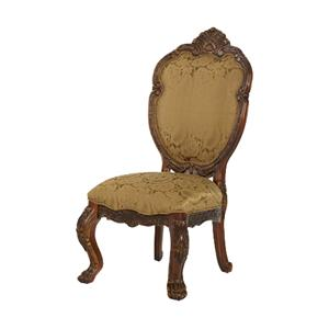 Michael Amini Chateau Beauvais Upholstered Side Chair