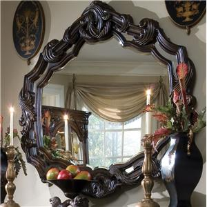 Michael Amini Essex Manor Sideboard Mirror