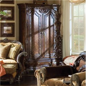 Michael Amini Essex Manor Armoire