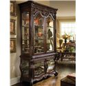 Michael Amini Essex Manor Curio - Item Number: 76505B+T-57