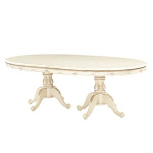 Michael Amini Lavelle Palatial Oval Dining Table