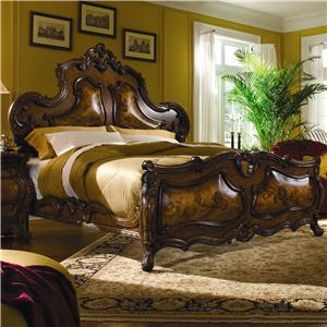 Michael Amini Palais Royale Queen Mansion Bed