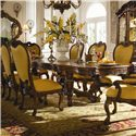 Michael Amini Palais Royale Dining Table  - Item Number: 71002-35