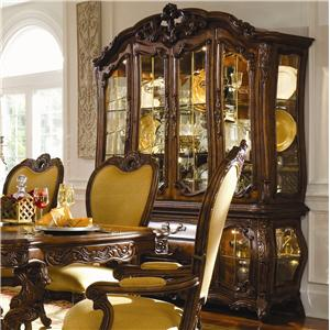 Michael Amini Palais Royale China Cabinet