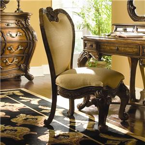 Michael Amini Palais Royale Vanity Chair