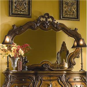 Michael Amini Palais Royale Triple Dresser Mirror