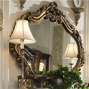 Michael Amini Palais Royale Sideboard Mirror