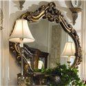 Michael Amini Palais Royale Sideboard Mirror - Item Number: 71067-35