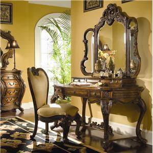 Michael Amini Palais Royale Vanity