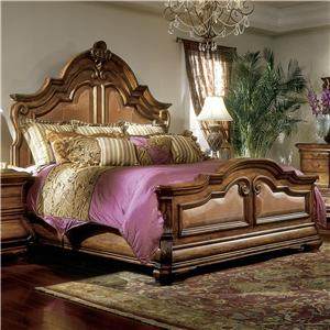 Michael Amini Tuscano Queen Mansion Bed