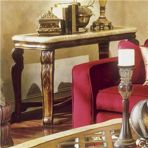 Michael Amini Tuscano Sofa Table