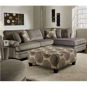 Albany 8642 Sectional