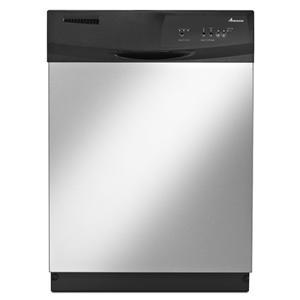 """Amana Dishwashers  24"""" Built-In Dishwasher"""