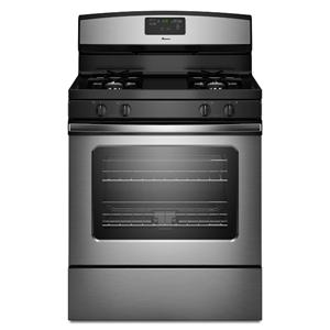 Amana Gas Range 5.0 CU. FT. Gas Range