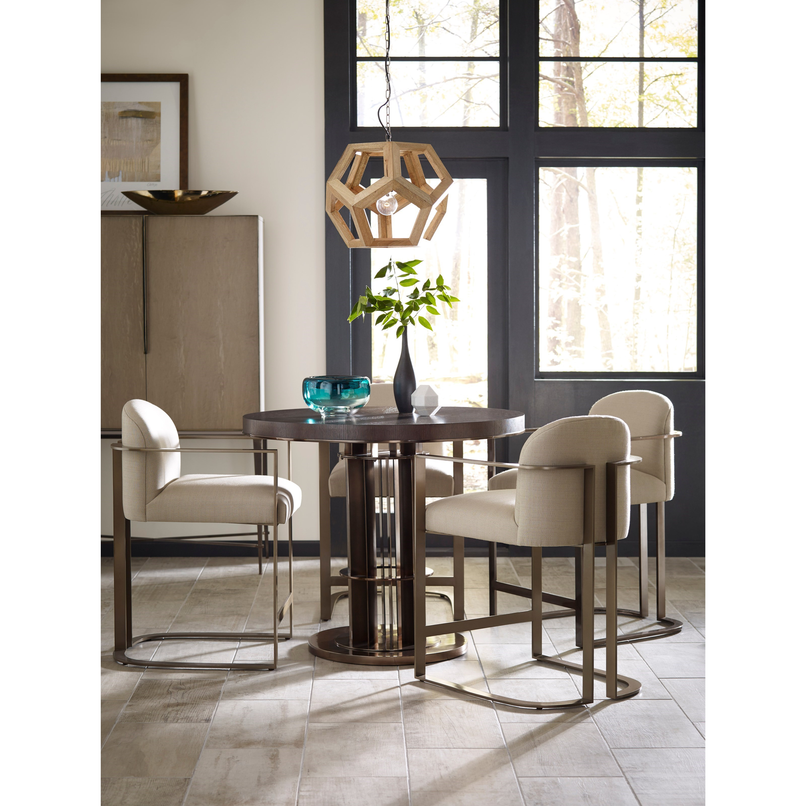Gates Counter Stool with Upholstered Seat by American Drew | Wolf ...