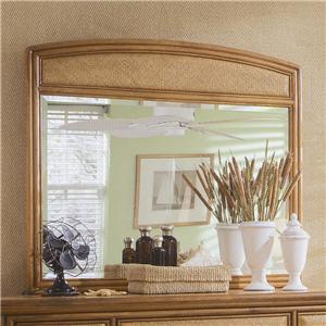 American Drew Antigua Landscape Mirror