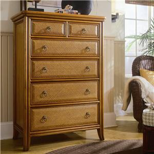 American Drew Antigua Drawer Chest