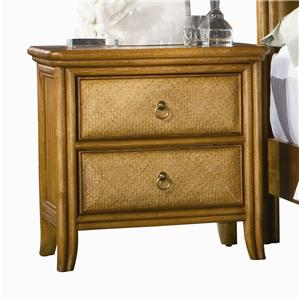 American Drew Antigua Night Stand