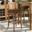 American Drew Antigua Round Bar Height  Stool - Item Number: 931-693