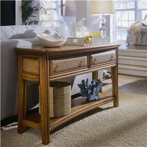 American Drew Antigua Sofa Table