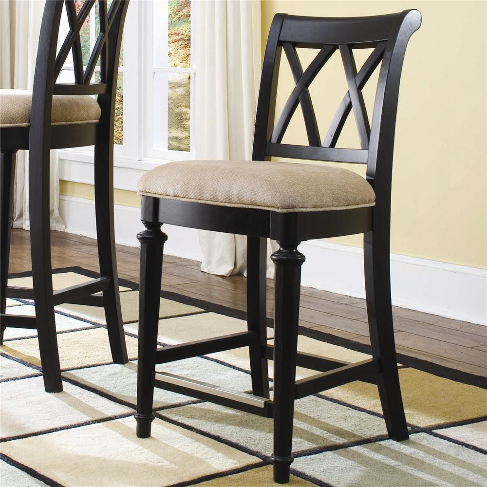bar height bar stools Bar Stool Counter Height by American Drew | Wolf and Gardiner Wolf  bar height bar stools